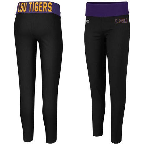 LSU Tigers Leggings