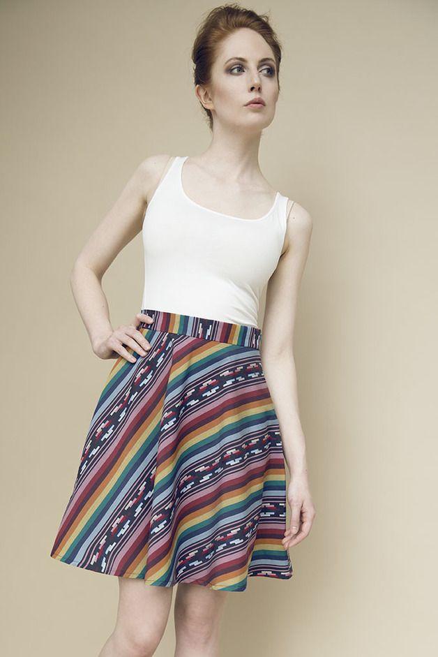 Spodniczka z półkola - Tabanna - Eleganckie spódnice