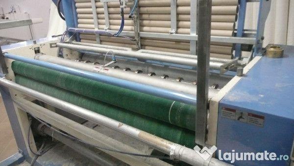 Utilaj fabricare,gofrare,pretaiere role hartie,prosop sanita, 17.000 ron - Lajumate.ro