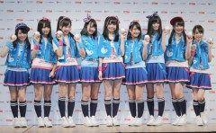 AKB48チーム8が高校野球の情報サイトバーチャル高校野球の公式応援キャラクターを務めることになりメンバー9人が8日に行われた発表会に出席しました 高校野球ファンの方はぜひチェックしてみてください