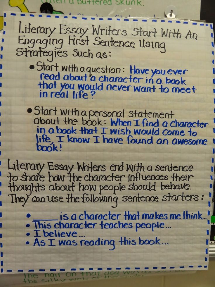 7 Best Literary Essay Images On Pinterest | Teaching Writing