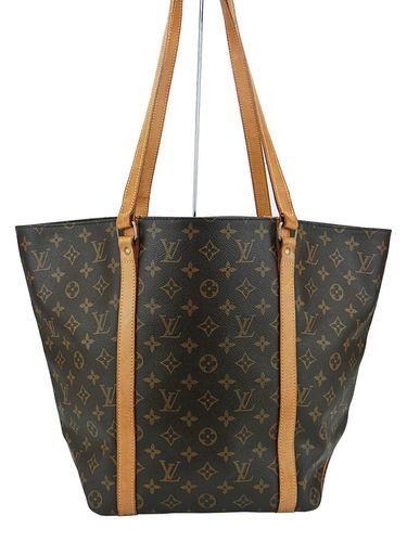 Authentic Louis Vuitton Sac Shopping Tote Monogram Shoulder Bag 2530   eBay