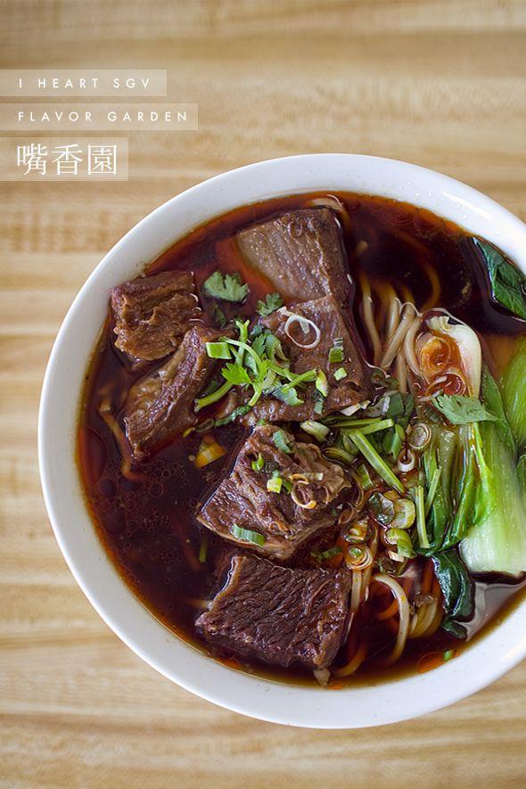 Beef Noodle -- eatdrinknbmerry.com