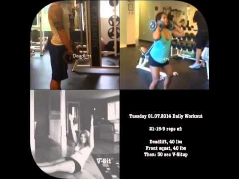 Tuesday 01.07.2014 Daily Workout