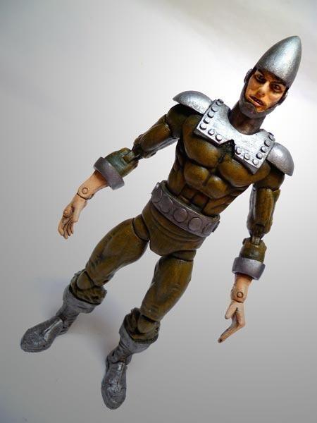 Human Cannonball (Marvel Legends) Custom Action Figure