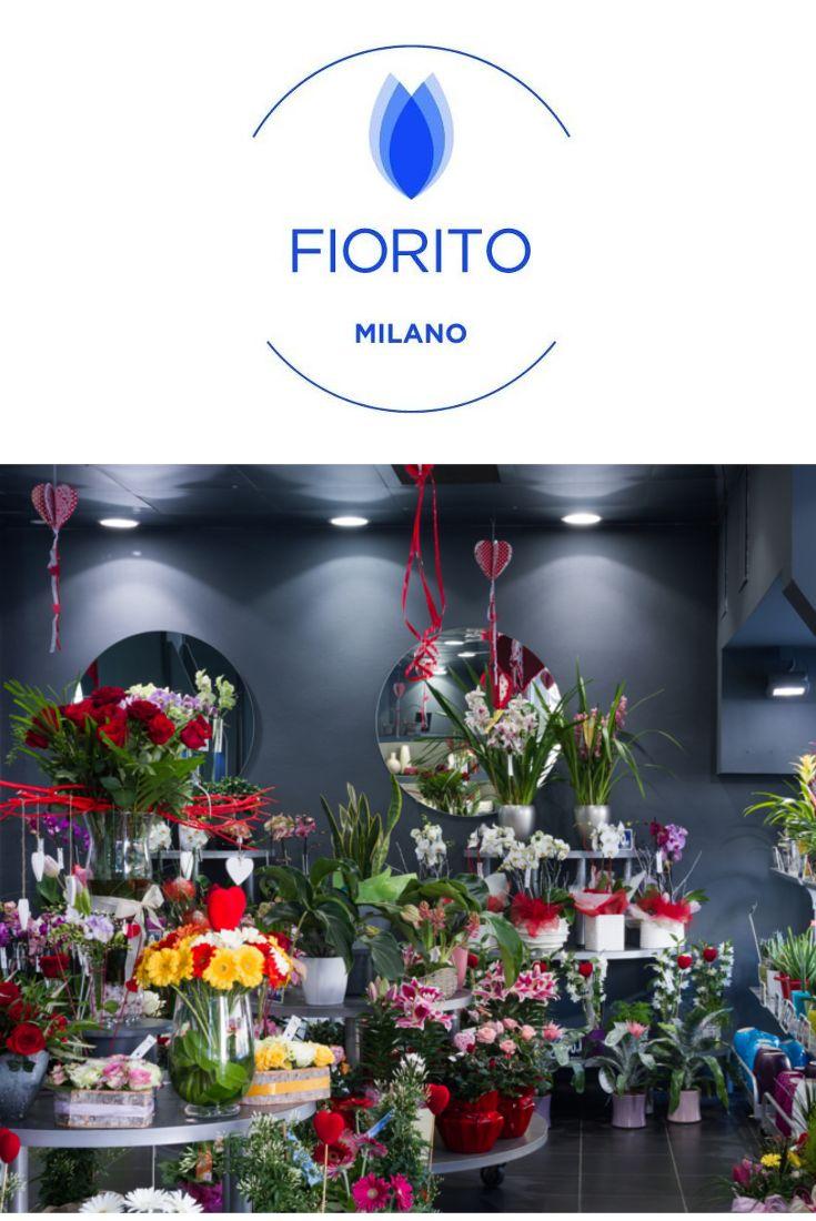 Fiorito: negozi di fiori per regalare emozioni! #Fiorito #FioritoMilano #fiori #emozioni #flower #flowershop