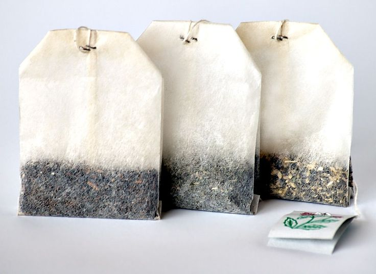 Tea Bags for Scars and Burns