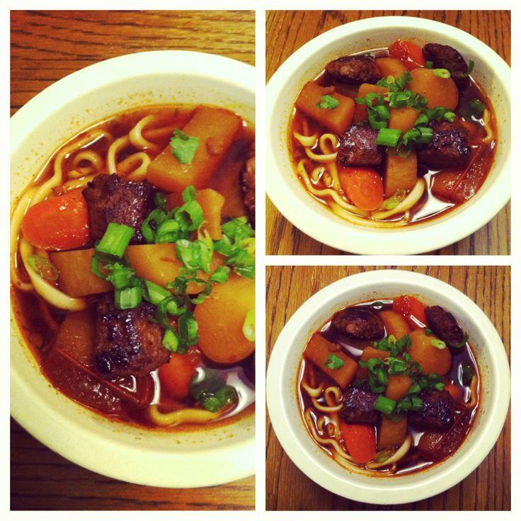 "Vegan Taiwanese ""Beef"" Noodle Soup Sneak Peek"