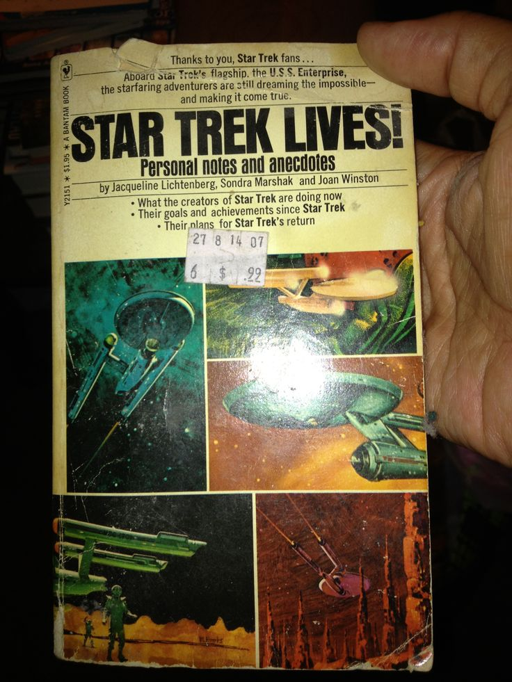 Star Trek Lives 1971