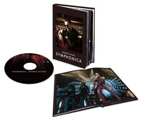 """George Michael / """"Symphonica"""" deluxe edition and blu-ray audio"""