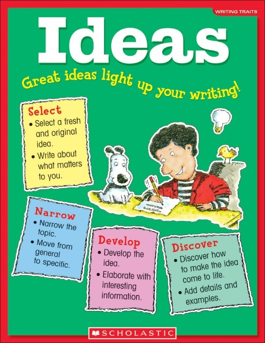 6 1 traits of writing Page 1  to develop their writing skills and, with our help, grow in their  understanding of how to use the six-trait model to improve their skills  page 6 .
