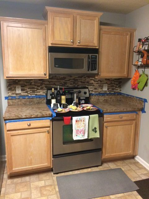 if you hate your cheap kitchen countertops this might be the most inexpensive way to - Cheap Granite Countertops