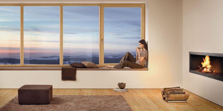 Panorama-Fenster