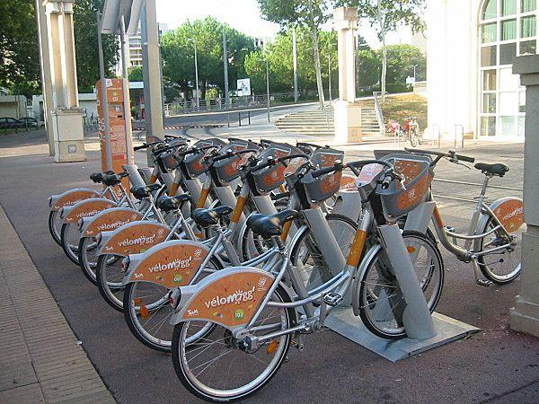 Bike to the beach from Montpellier | Vélocité Grand Montpellier