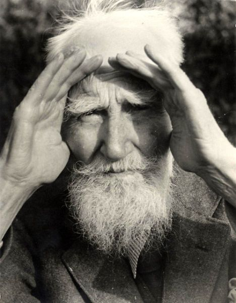 """A life spent making mistakes is not only more honorable, but more useful than a life spent doing nothing"" ~ George Bernard Shaw (26 July 1856 – 2 November 1950)"