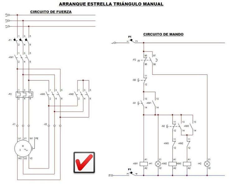 Diagrama De Comando Elétrico Comandos Eletricos Diagrama De Circuito Eléctrico Mundo Da Eletrica