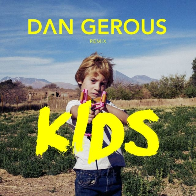 "This Is Why I Lock My Door At Night. Marteria ""Kids"" Remix By Dan Gerous."