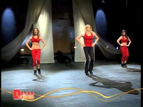 Jill Cooper - Allenamento GAG Gambe e Glutei - YouTube