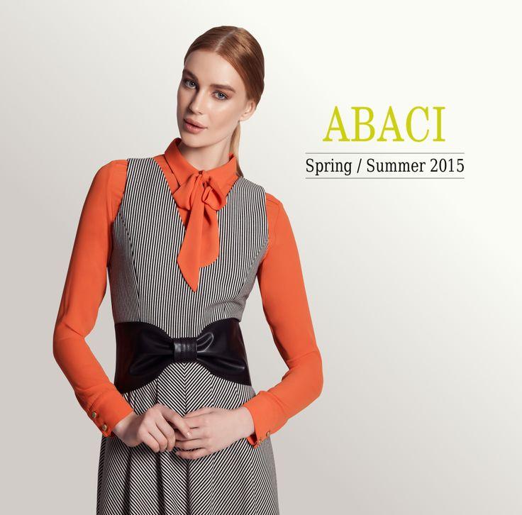 Siyah beyaz çizgiler ve yaka detayı ile göz dolduran bir kombin... #abacigiyim #elbise #bluz #gömlek #yenisezon #ilkbahar #yaz #ilkbaharyaz #dress #blouse #newseason #spring #summer #springsummer