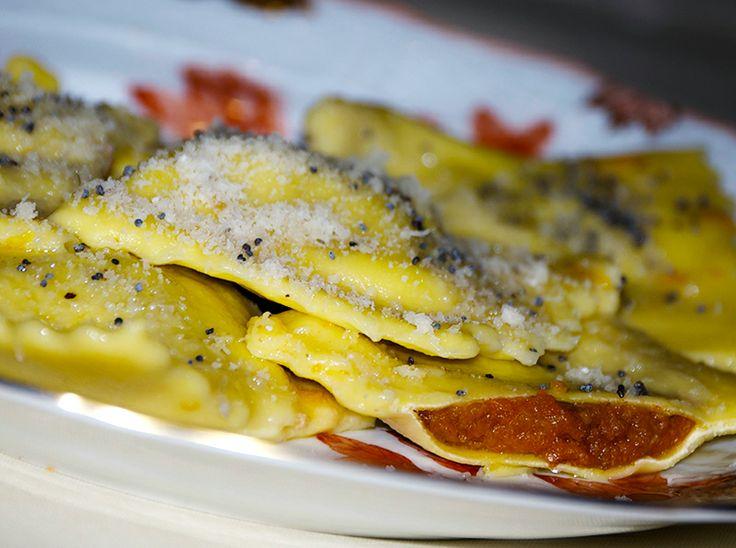 Il Cucchiaio di Giada | Tortelli di Zucca