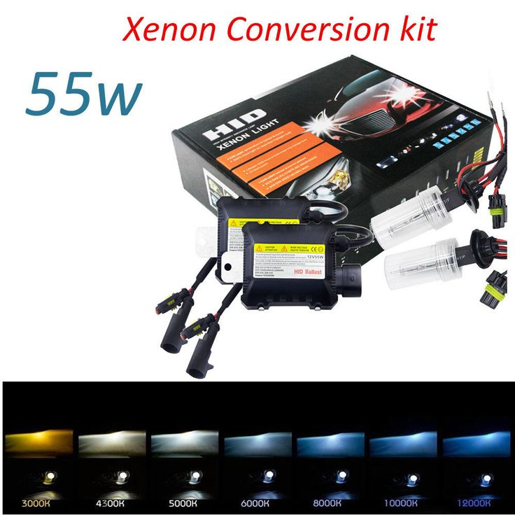 nice 55W HID Xenon Headlight Conversion KIT Bulbs H1 H3 H4 H7 H11 9005 9006 880/881   Check more at http://harmonisproduction.com/55w-hid-xenon-headlight-conversion-kit-bulbs-h1-h3-h4-h7-h11-9005-9006-880881/