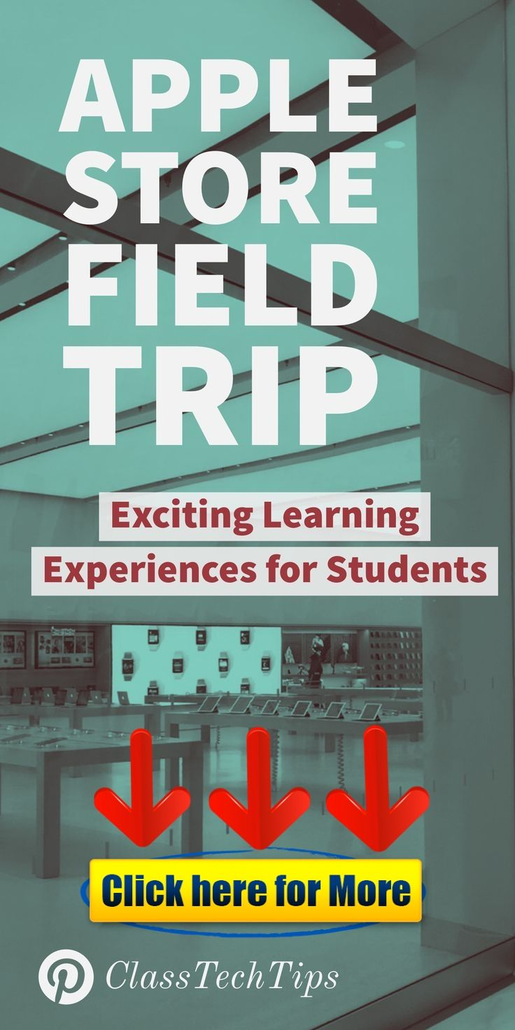 Apple Store Field Trip: Exciting Learning Experiences for Students