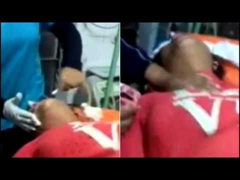 Crazy! Teenage Girl Rushed to Hospital Screaming '666' After Using Ouija Board App - YouTube