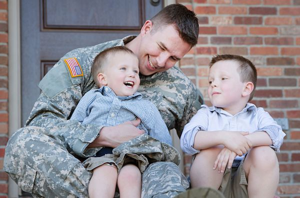 The more relaxed credit requirements for VA loans are one of the program's most understated advantages.