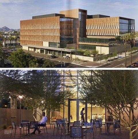 Centro de Câncer da Universidade do Arizona - ZGF Architects