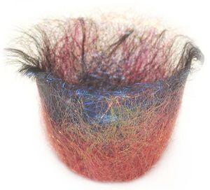 Angelina fibres moulded