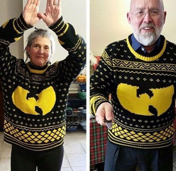 Wu-tang grandparents