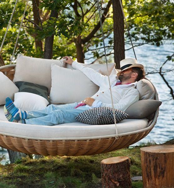 The best outdoor beds, hammocks