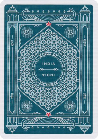 - About - Photos Playing cards inspired by India's four greatest dynasties - Maurya, Gupta, Chola and Mughal. Meticulously illustrated by the design team at Humble Raja. No detail was left untouched -