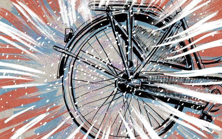 Easy DIY to Keep Your Tush Dry on http://velojoy.com/2014/01/30/diy-bike-fender/