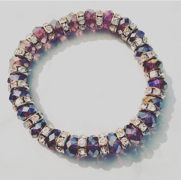Wander : Lust Fit for a Queen Beaded All Around Bracelet