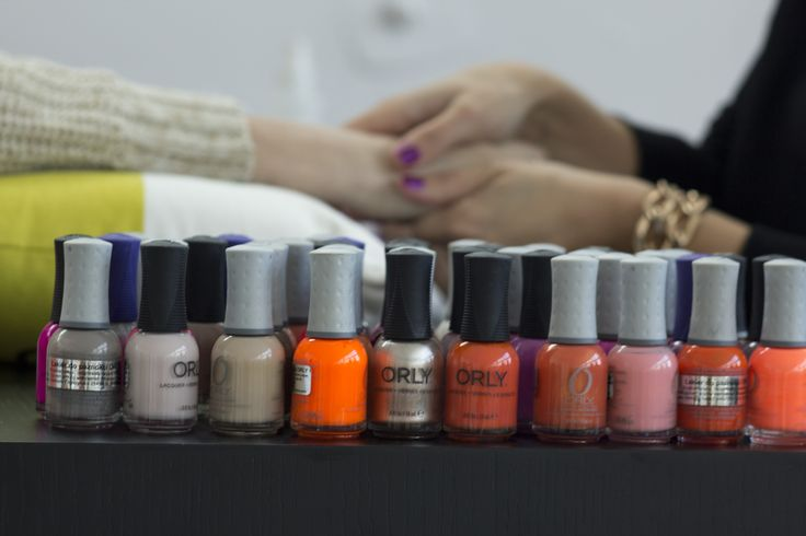 Manicure by Orly