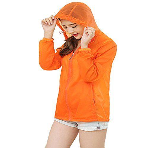 紫外線対策 UVパーカー 速乾 ジップアップ レディース パーカー 長袖 UPF50 + (オレンジ) Carlton http://www.amazon.co.jp/dp/B01G4WUJ08/ref=cm_sw_r_pi_dp_9Evrxb1PBERMM