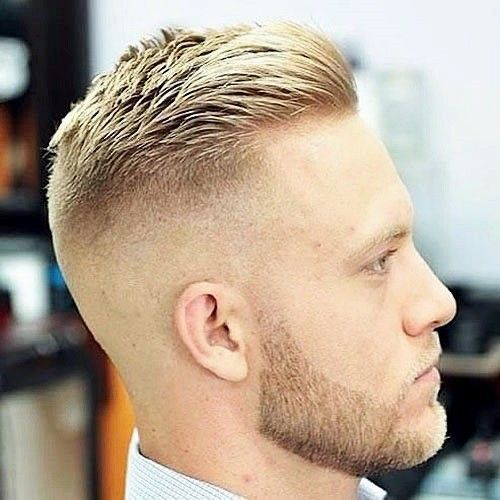 27 Beautiful crew-cut hairstyles for men