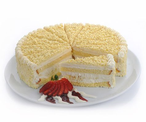 Pastaneden aldığınızdan daha güzel. Beyaz Çikolatalı Pasta