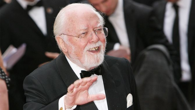 8-24-14=BARON RICHARD ATTENBOROUGH, 90 //b. 8-29-23//Cause: unknown// Roles: the great escape, the flight of the phoenix.