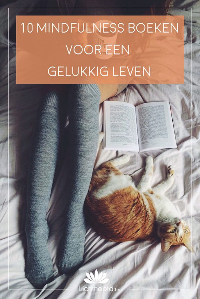 Top 10 boeken over mindfulness
