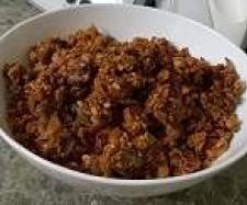 Paleo Granola by Thermo Kitchen Harmony