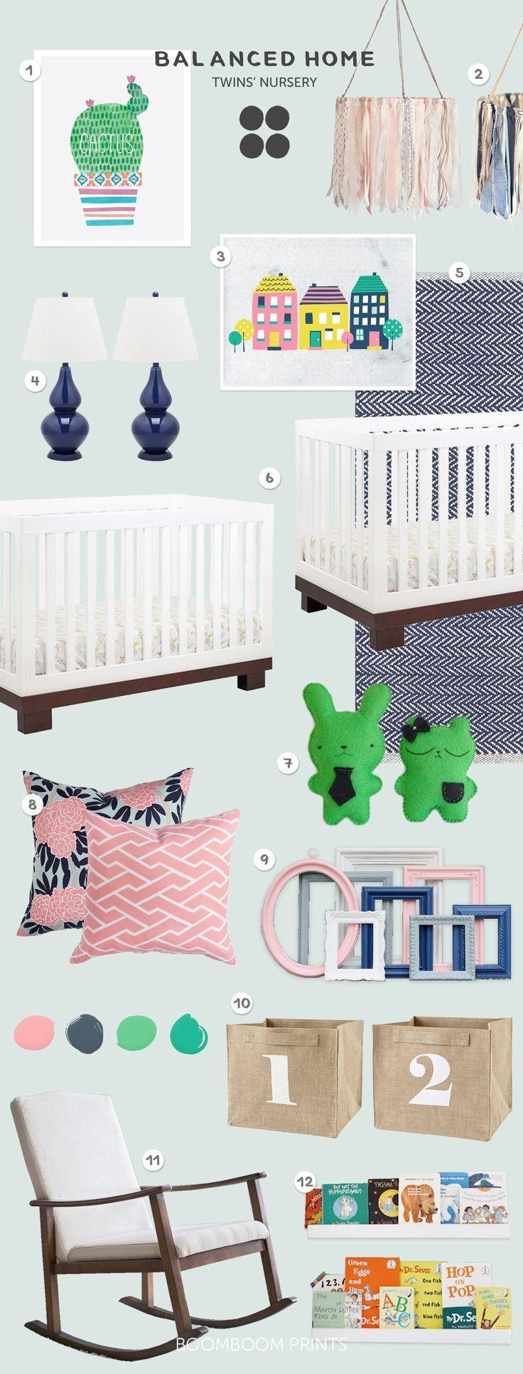 Best 25+ Small twin nursery ideas on Pinterest | Small baby ...