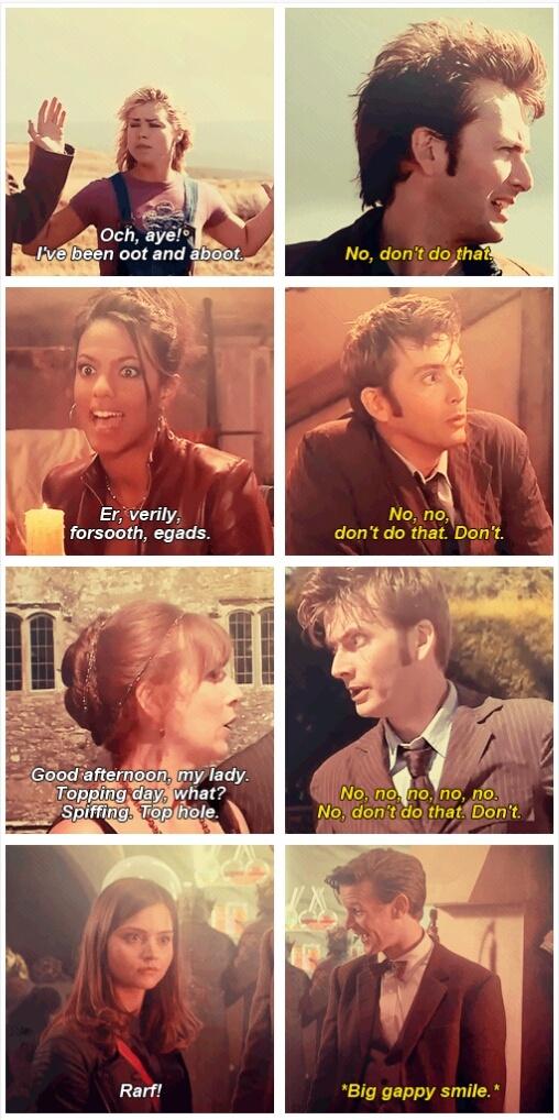 Clara did it right! xD {gif}