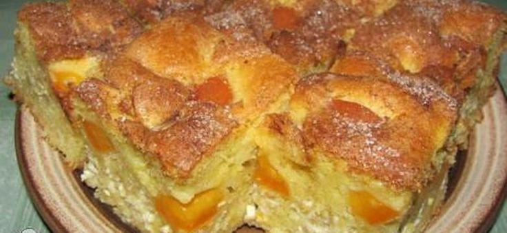 Recept: Ez a süti méltó a nevéhez! Túrós-sárgabarackos álom!