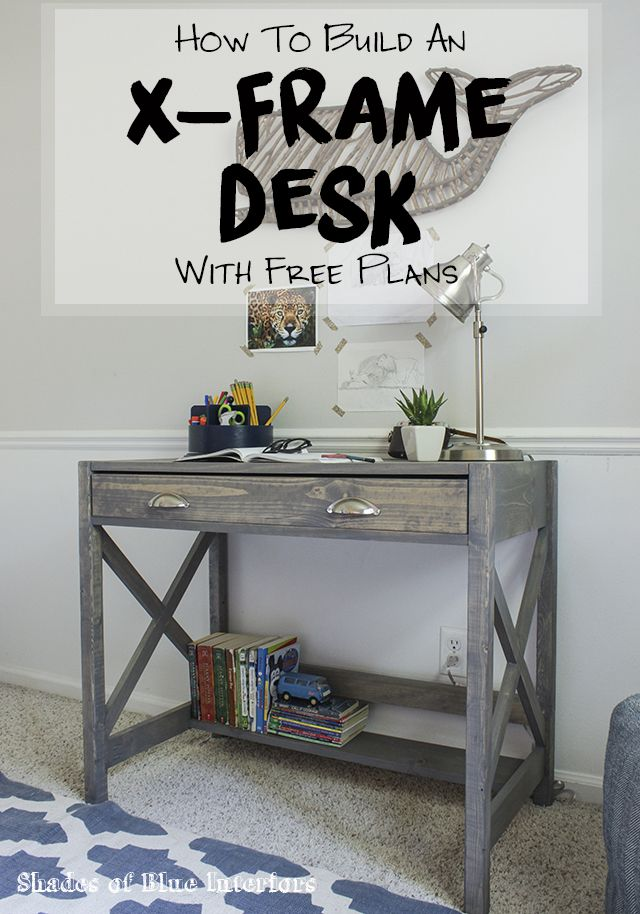 how to create the perfect desk