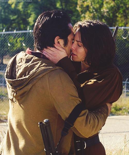 Maggie & Glenn ~ The Walking Dead