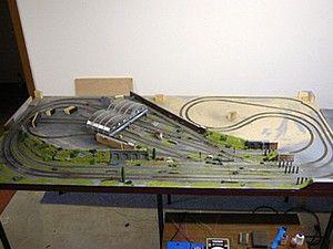 Modellbahnanlage bauen