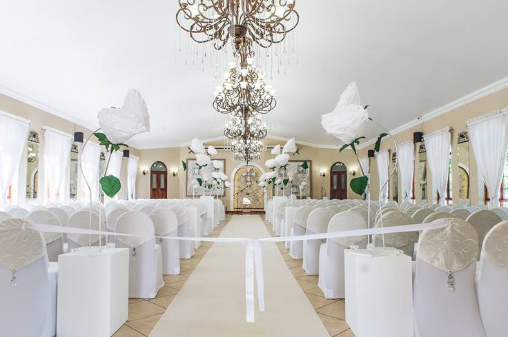 Chez Charlene Wedding Venue – Main Chapel