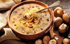 Champignon-Süppchen - ein Suppen-Rezept von for me   For me online Germany
